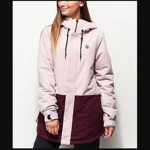 Volcom Winrose Rose 10K Snowboard Jacket